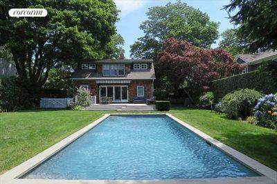 The Hamptons Real Estate | View 151 Halsey Street | 4 Beds, 3 Baths