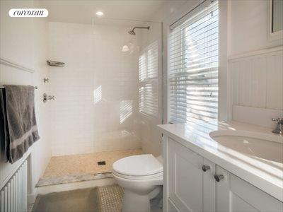 The Hamptons Real Estate | View 151 Halsey Street | First Floor Bath