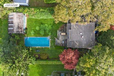 The Hamptons Real Estate | View 151 Halsey Street | Lush Lawn