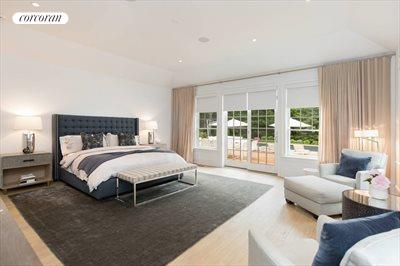The Hamptons Real Estate | View 18 Noelles Lane | Master Bedroom