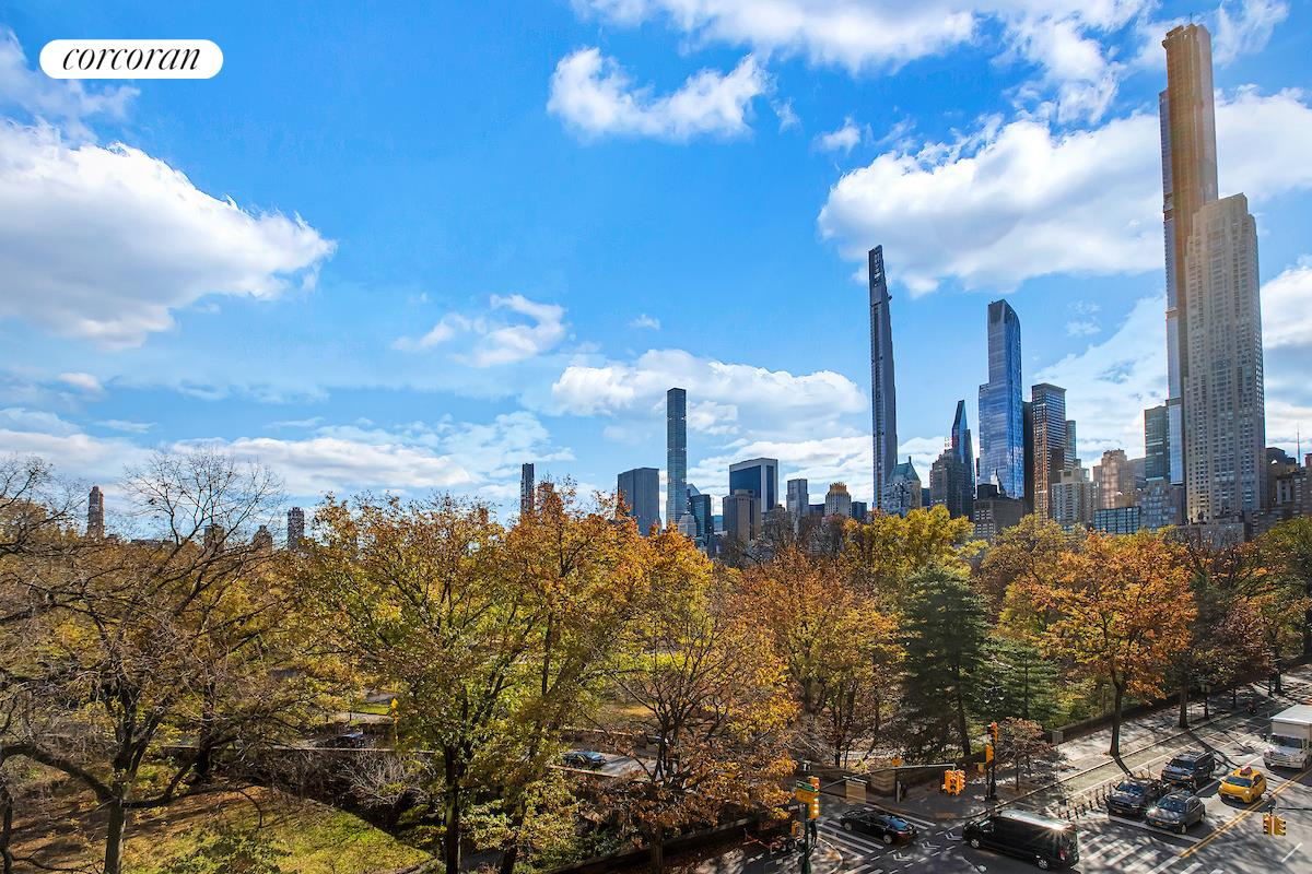 Apartment for sale at 55 Central Park West, Apt 6F