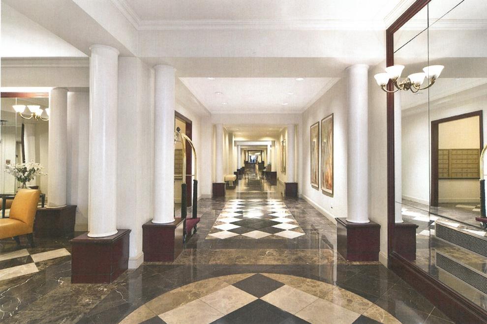 Elegant Building Lobby