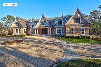 The Hamptons Real Estate | View 12 Water Mill Heights Drive | front exterior