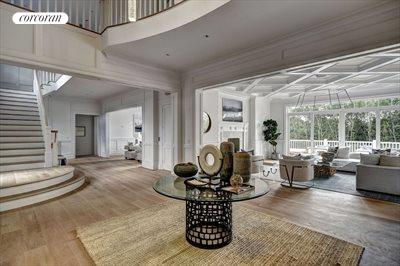 The Hamptons Real Estate | View 12 Water Mill Heights Drive | great room