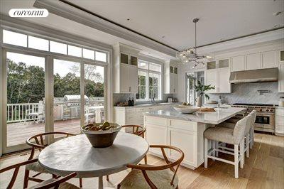 The Hamptons Real Estate | View 12 Water Mill Heights Drive | kitchen