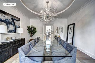The Hamptons Real Estate | View 12 Water Mill Heights Drive | dining room