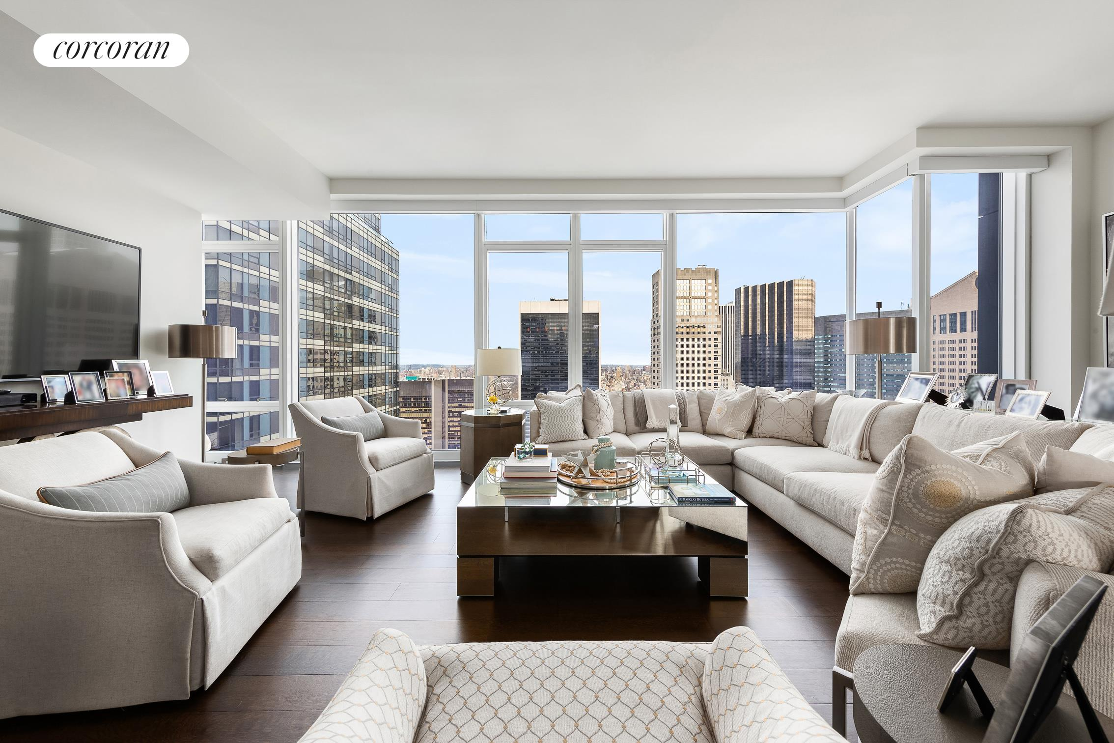 Apartment for sale at 20 West 53rd Street, Apt 43FLR
