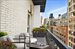 73 Fifth Avenue, 6A, Outdoor Space - Virtually Staged