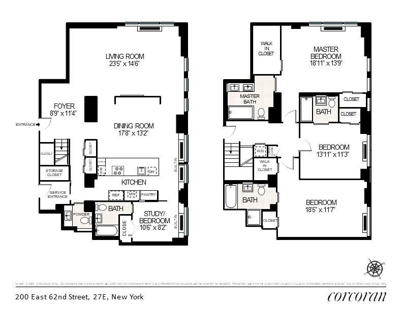 200 East 62nd Street Upper East Side New York NY 10065