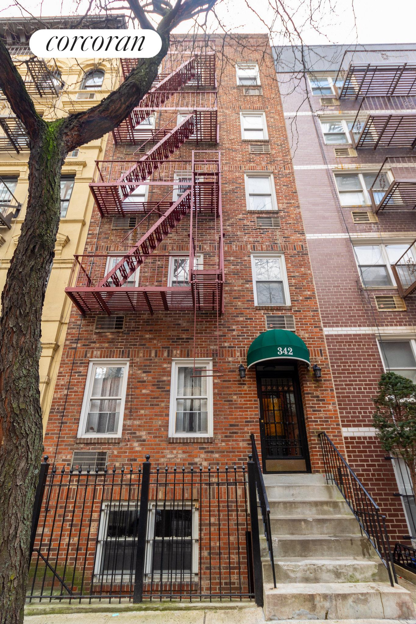 Apartment for sale at 342 East 87th Street, Apt B