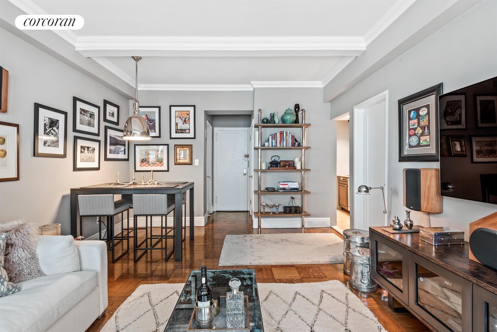 Apartment for sale at 225 Central Park West, Apt 1121