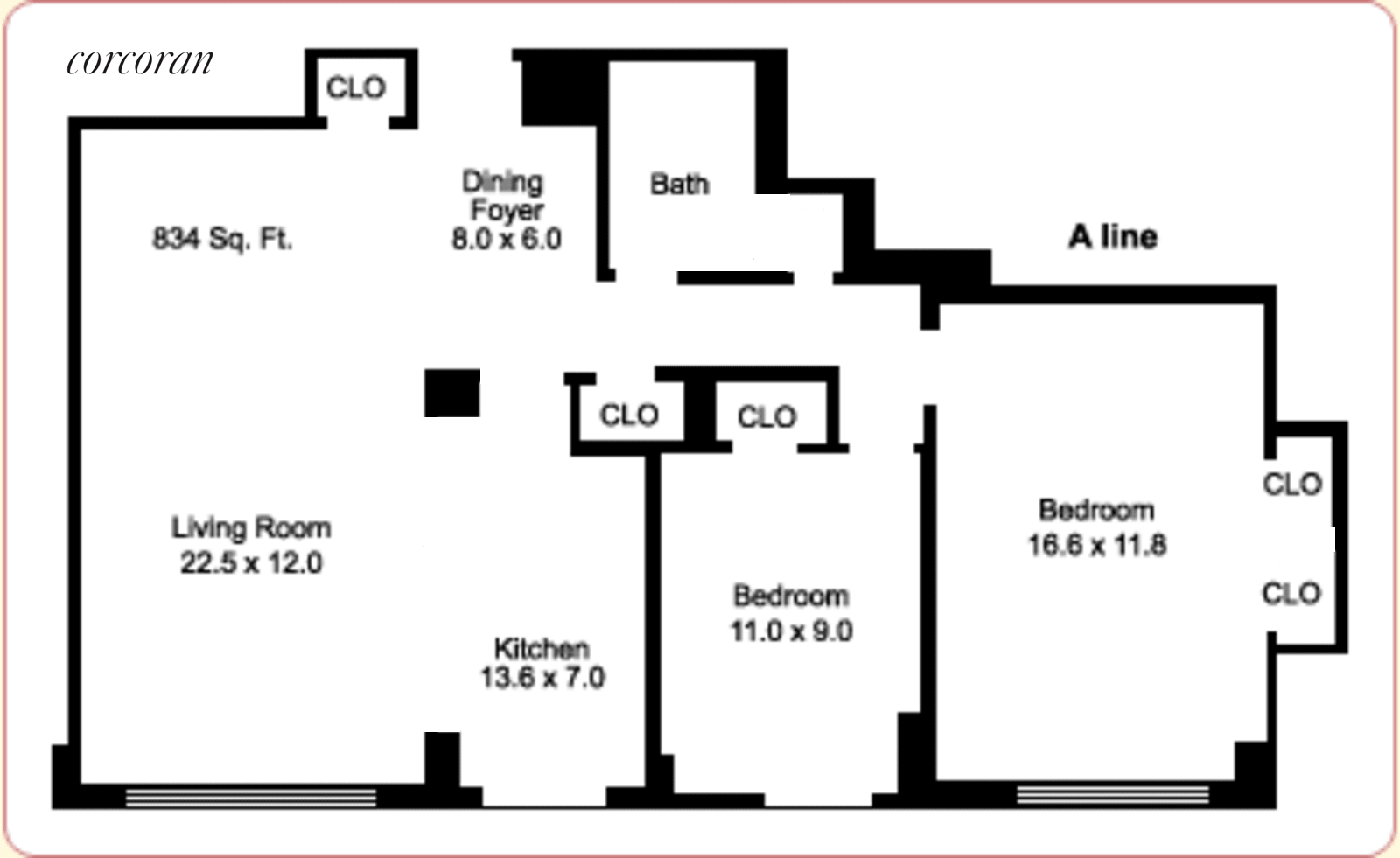 Apartment for sale at 175 Adams Street, Apt 4A