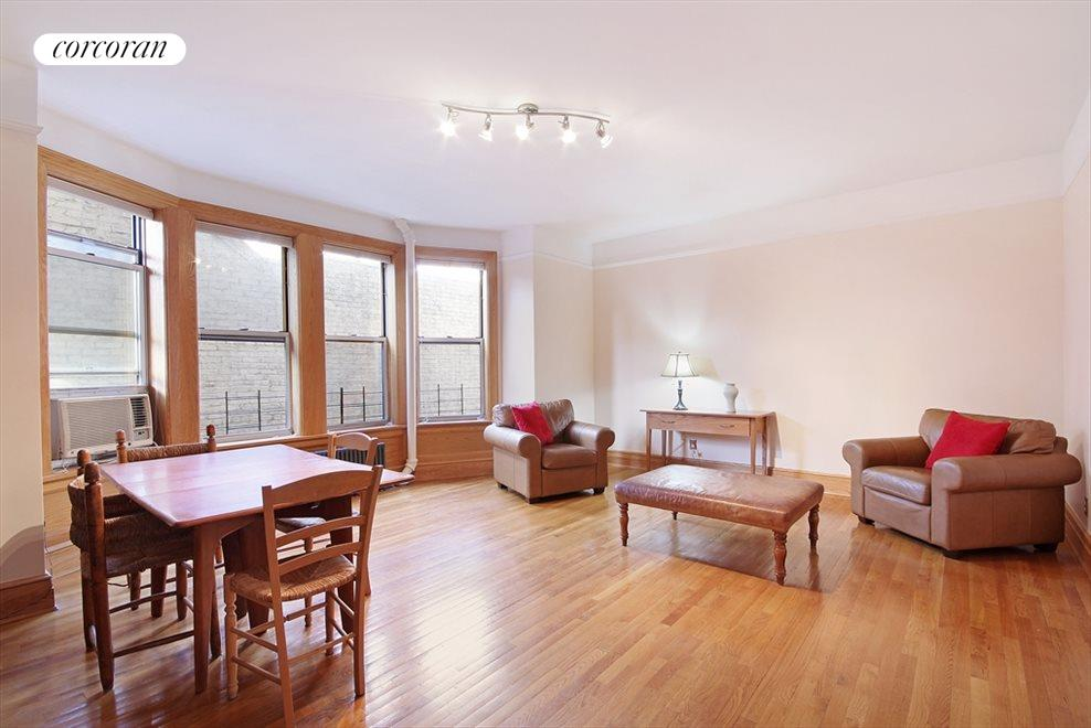 Sprawling Living Room / Dining Room
