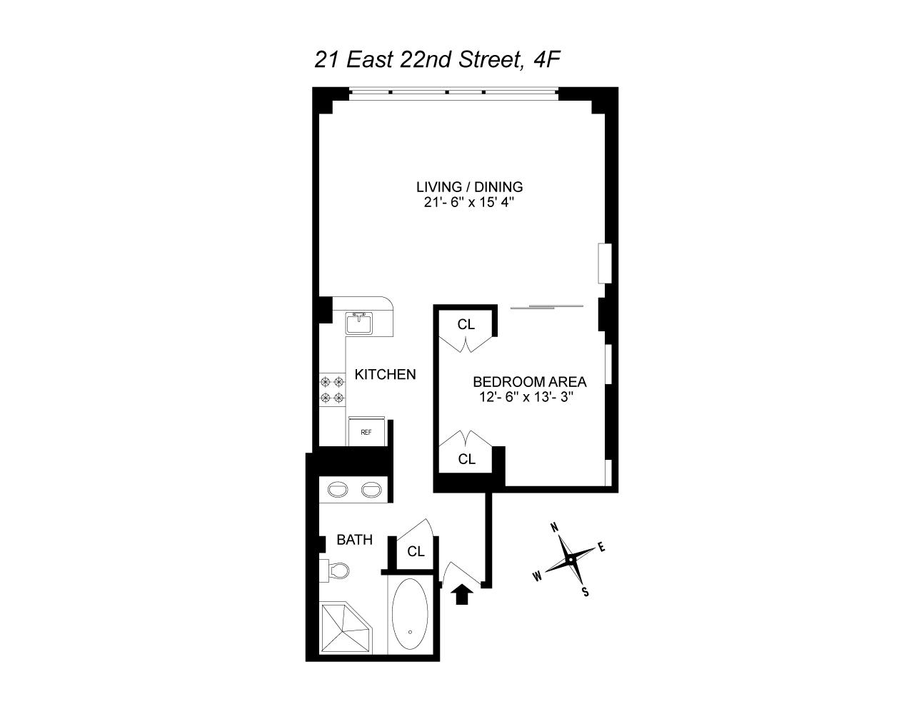 21 East 22nd Street Flatiron District New York NY 10010