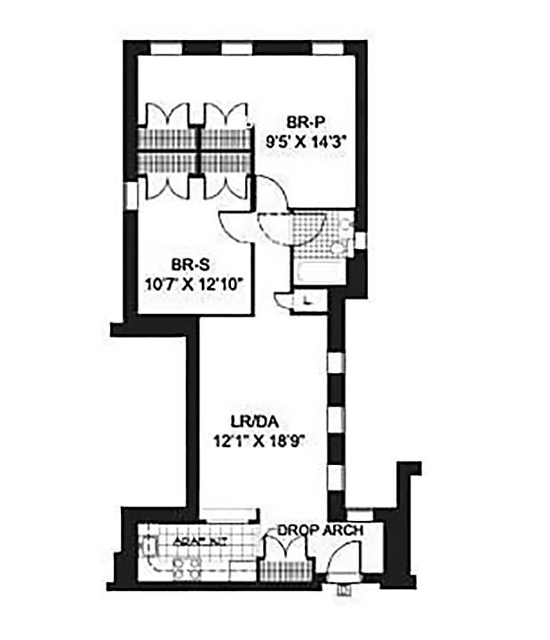 2098 Frederick Douglass Blvd. 2D West Harlem New York NY 10026