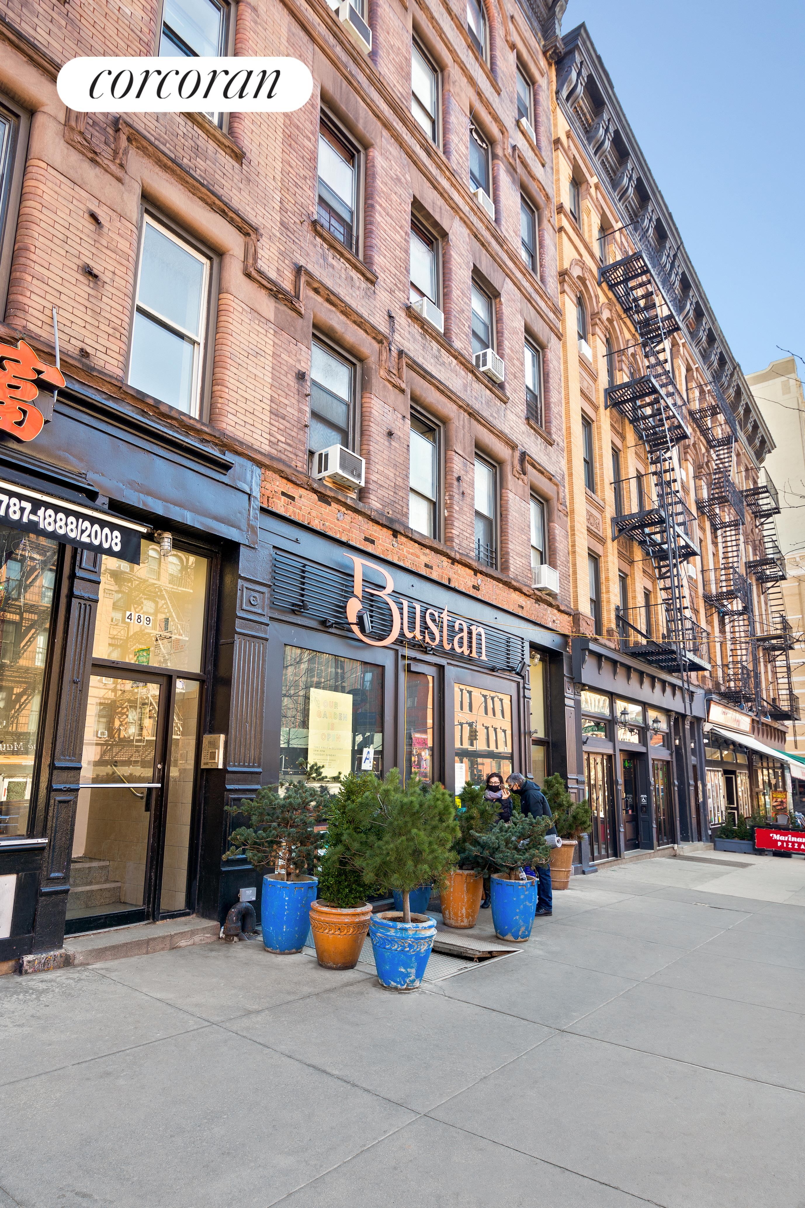 489 Amsterdam Avenue Upper West Side New York NY 10024