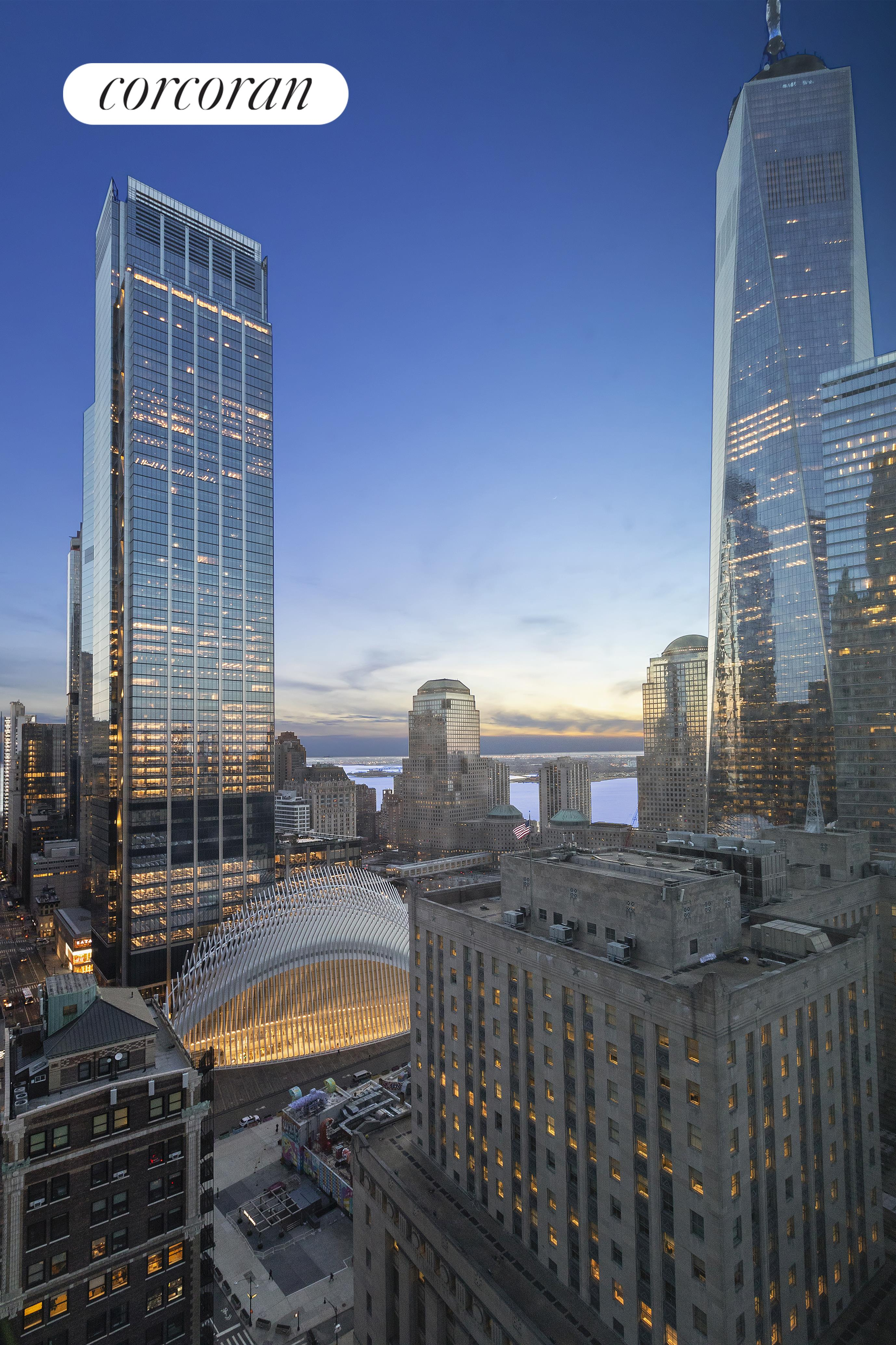 30 Park Place 39G Financial District New York NY 10007