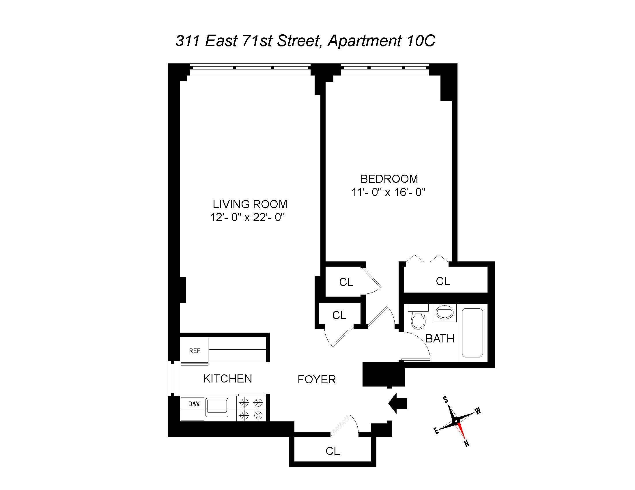311 East 71st Street Upper East Side New York NY 10021