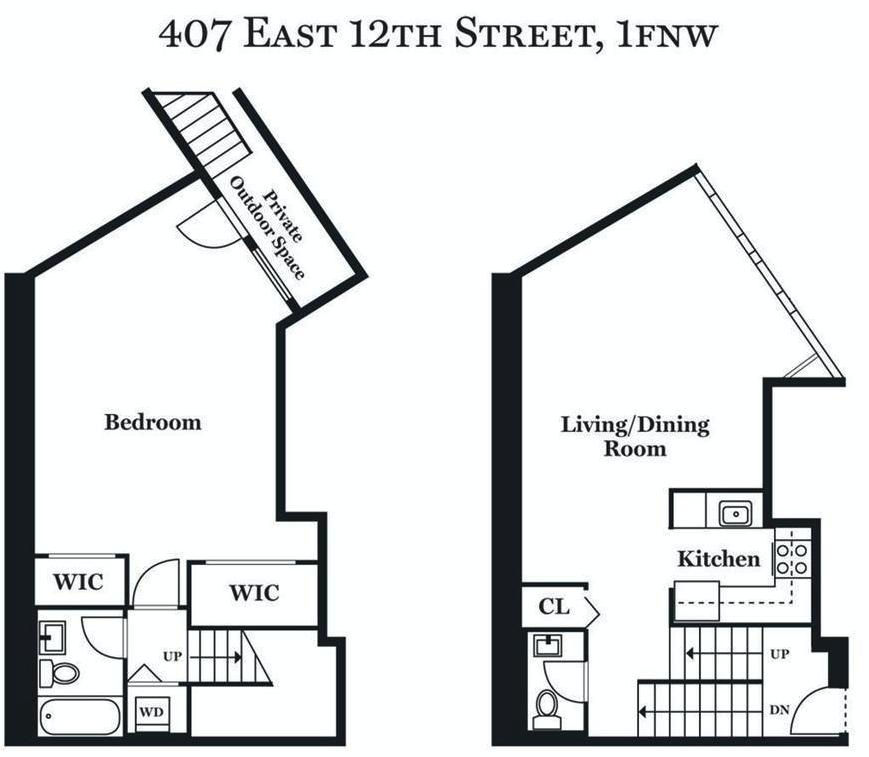 407 East 12th Street E. Greenwich Village New York NY 10009