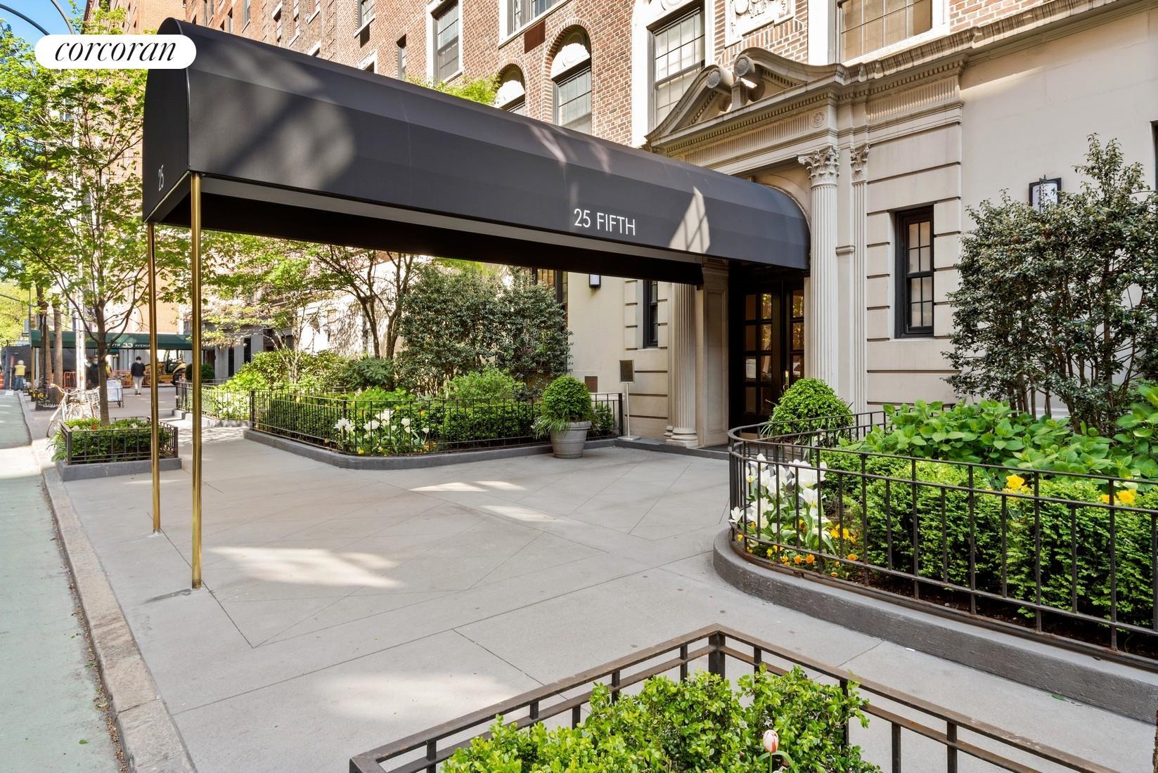 25 Fifth Avenue Greenwich Village New York NY 10003