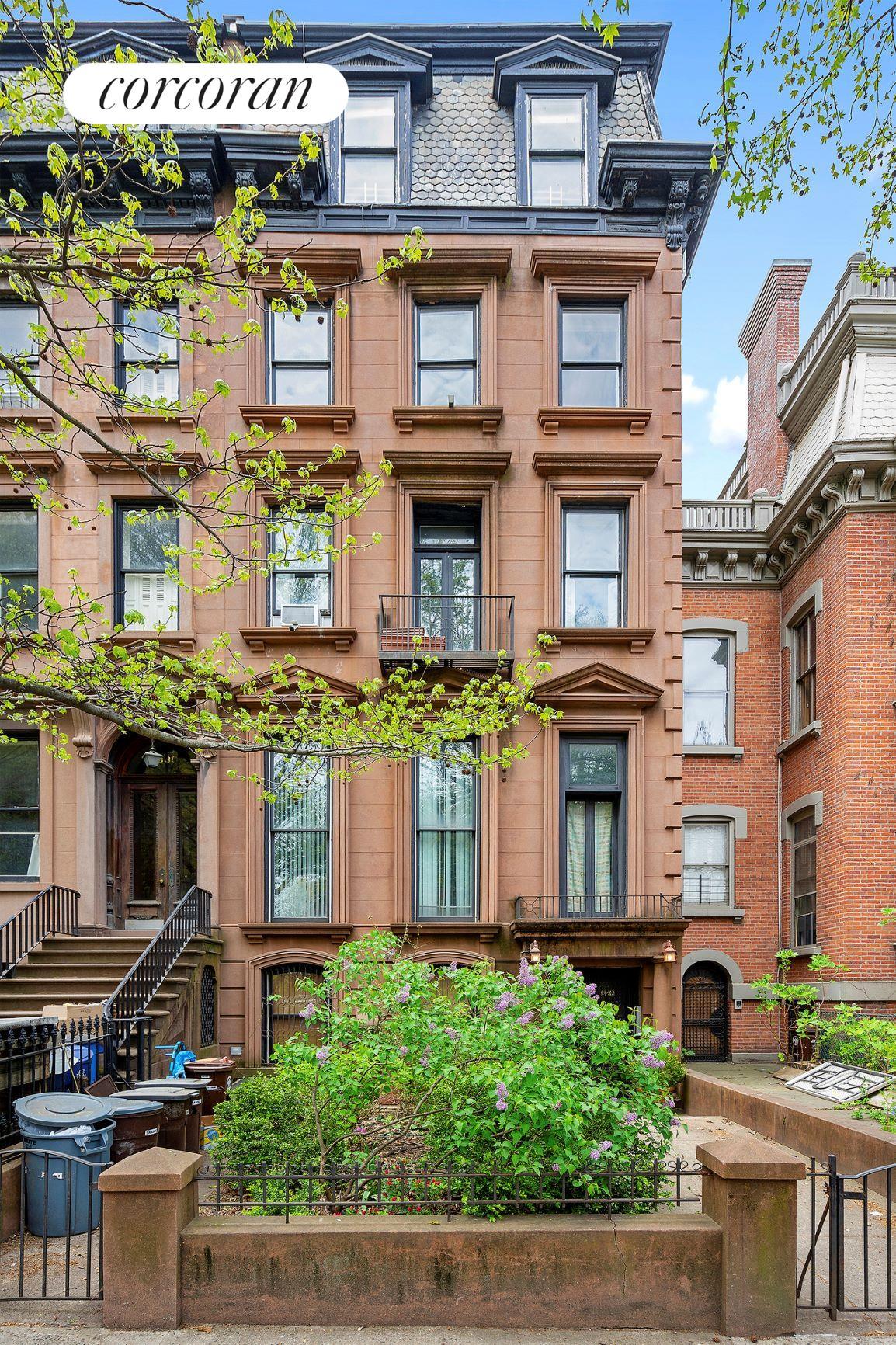 328 Clinton Avenue Clinton Hill Brooklyn NY 11205