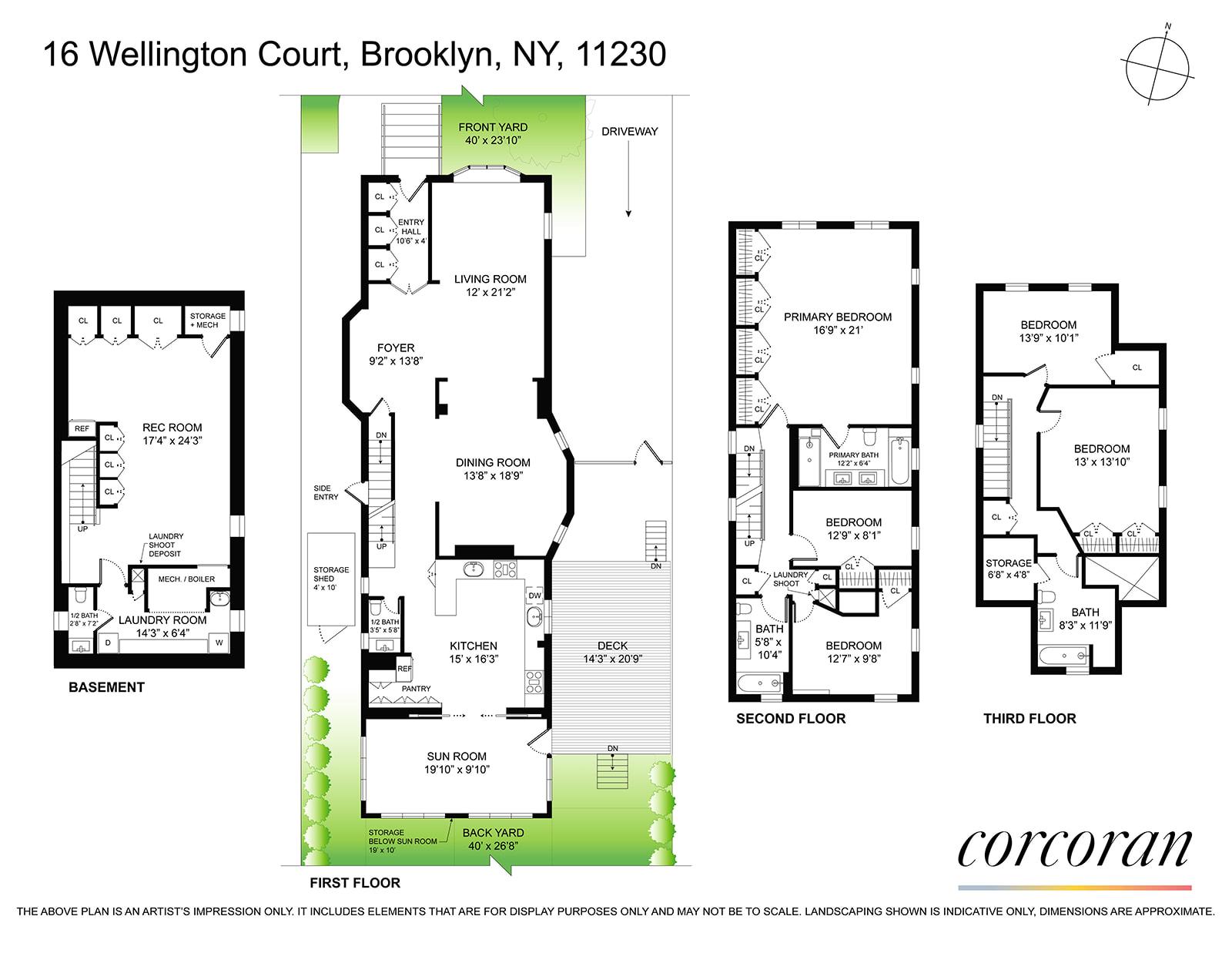 16 Wellington Court Midwood Brooklyn NY 11230