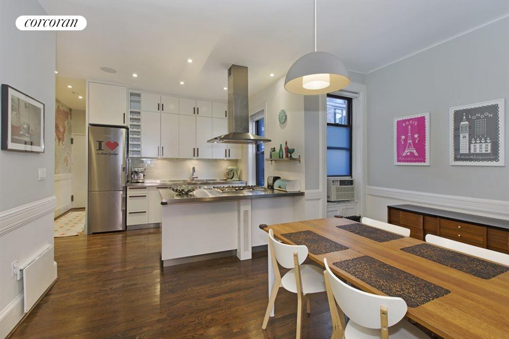 New York City Real Estate | View 126 East 12th Street, #6A | 2 Beds, 1 Bath