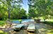 2595 Montauk Highway, Private pool and lounge area