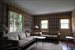 2595 Montauk Highway, Sitting room/3rd bedroom with fireplace and paneling