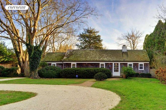 2595 Montauk Highway, Charming cottage on 1/2 acre south of the highway