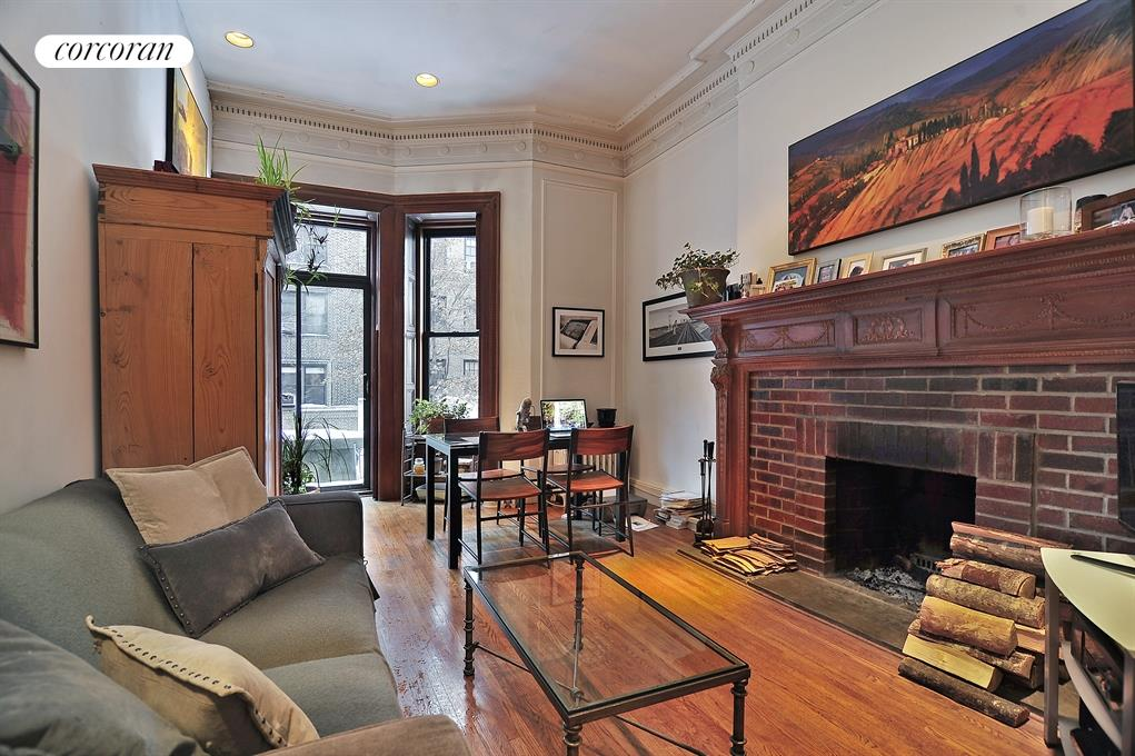 341 West 87th Street, 1F, Living Room