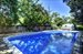 70  and 78 Jericho Road, Heated Gunite pool and Airstream pool  house