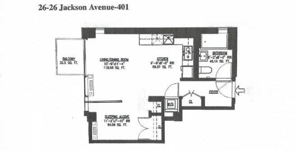 26-26 Jackson Avenue Long Island City Queens NY 11101