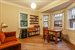 633 East 19th Street, Back bedroom/writing room with bay window