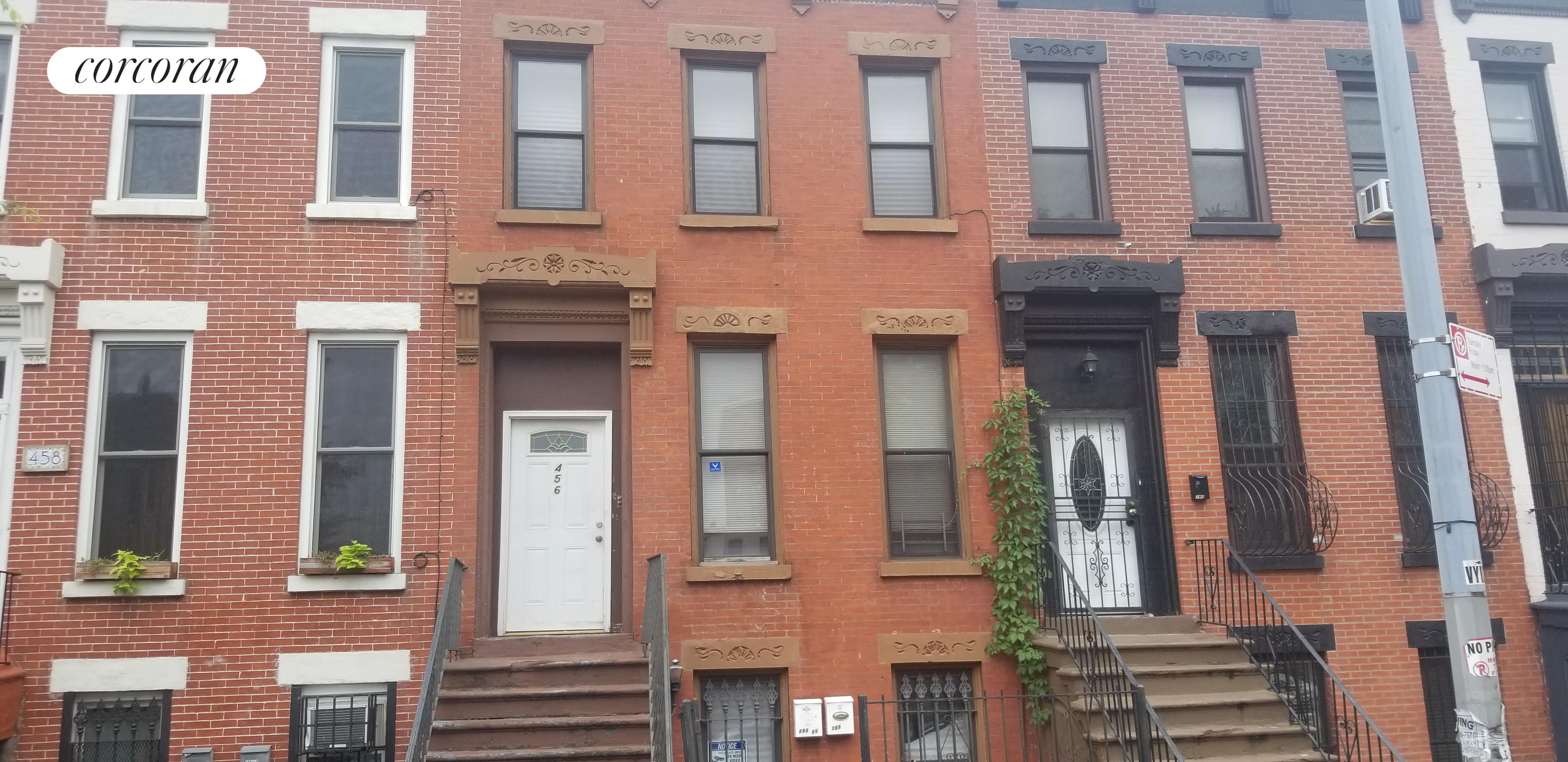 456 Kosciuszko Street Bedford Stuyvesant Brooklyn NY 11221