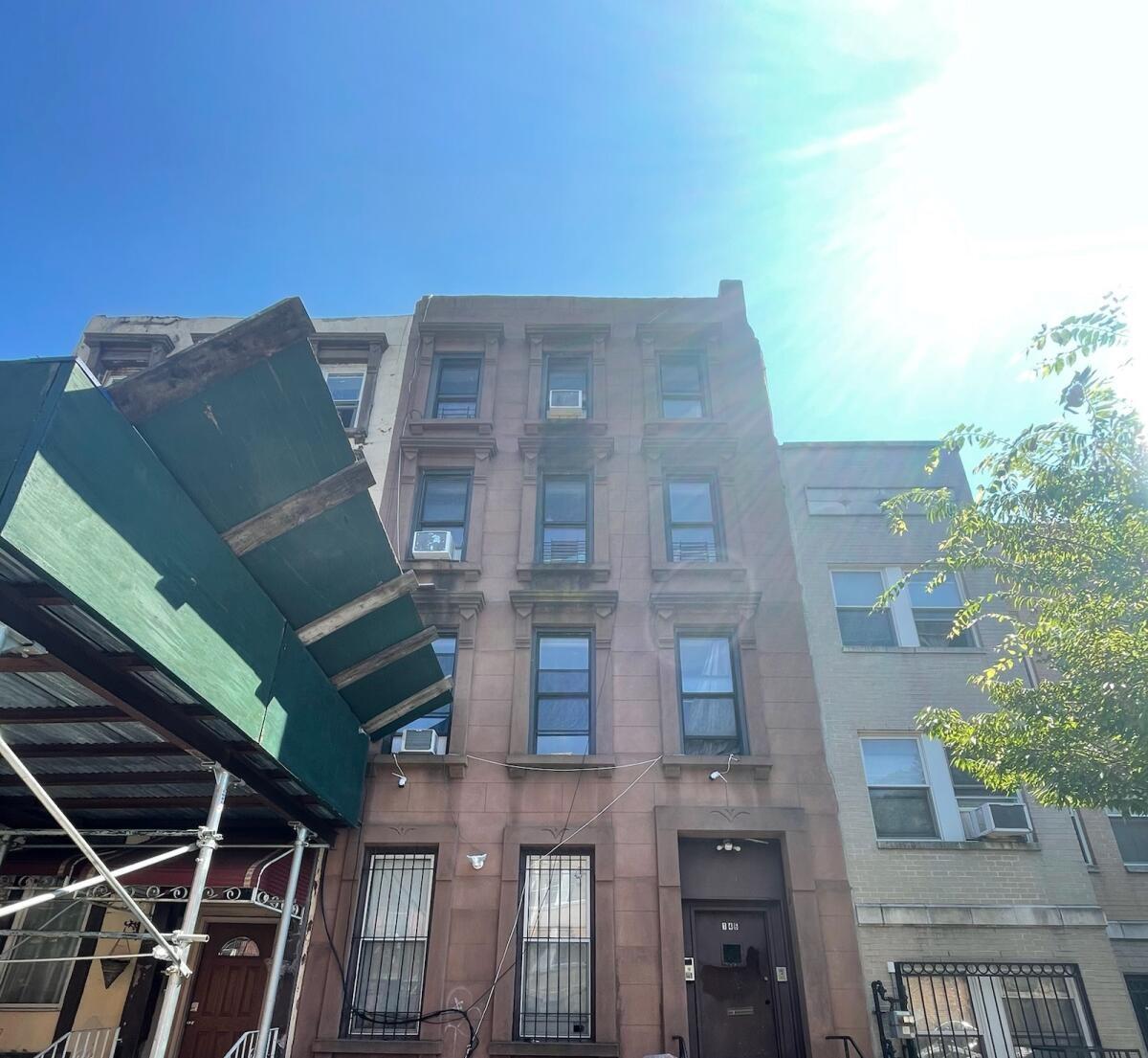 146 Jefferson Avenue Bedford Stuyvesant Brooklyn NY 11216