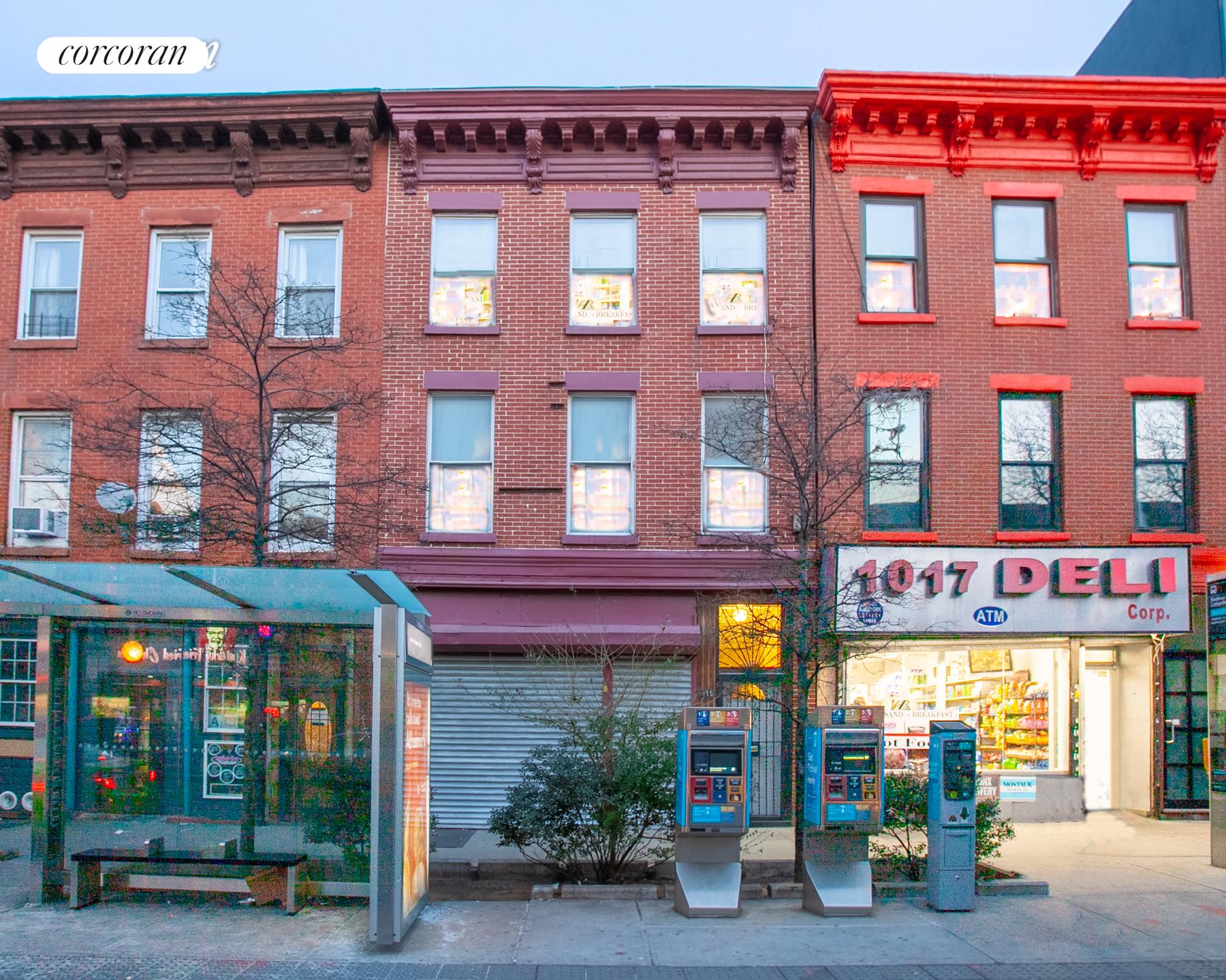 1015 Bedford Avenue Bedford Stuyvesant Brooklyn NY 11205