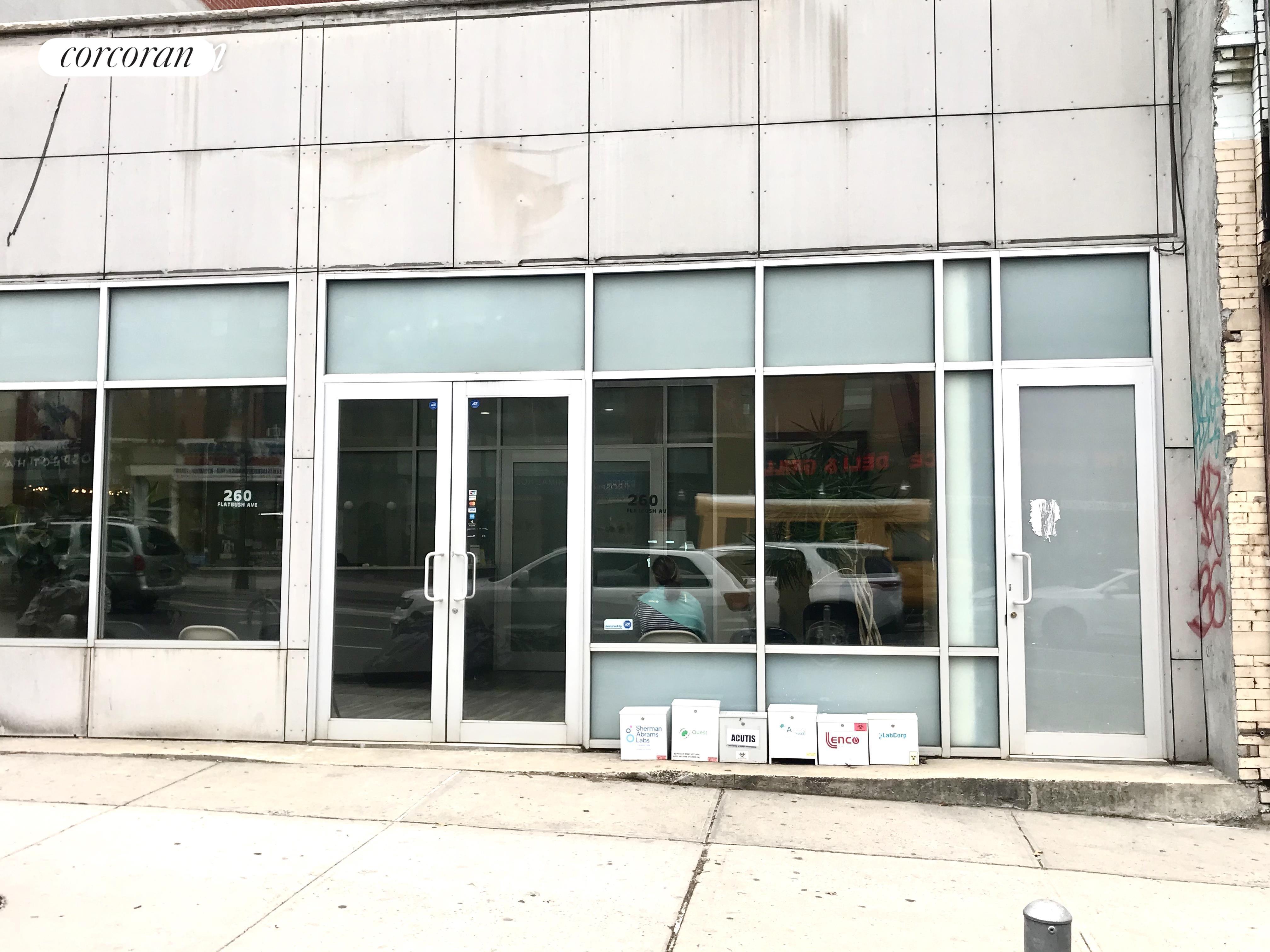 260 Flatbush Avenue Prospect Heights Brooklyn NY 11217