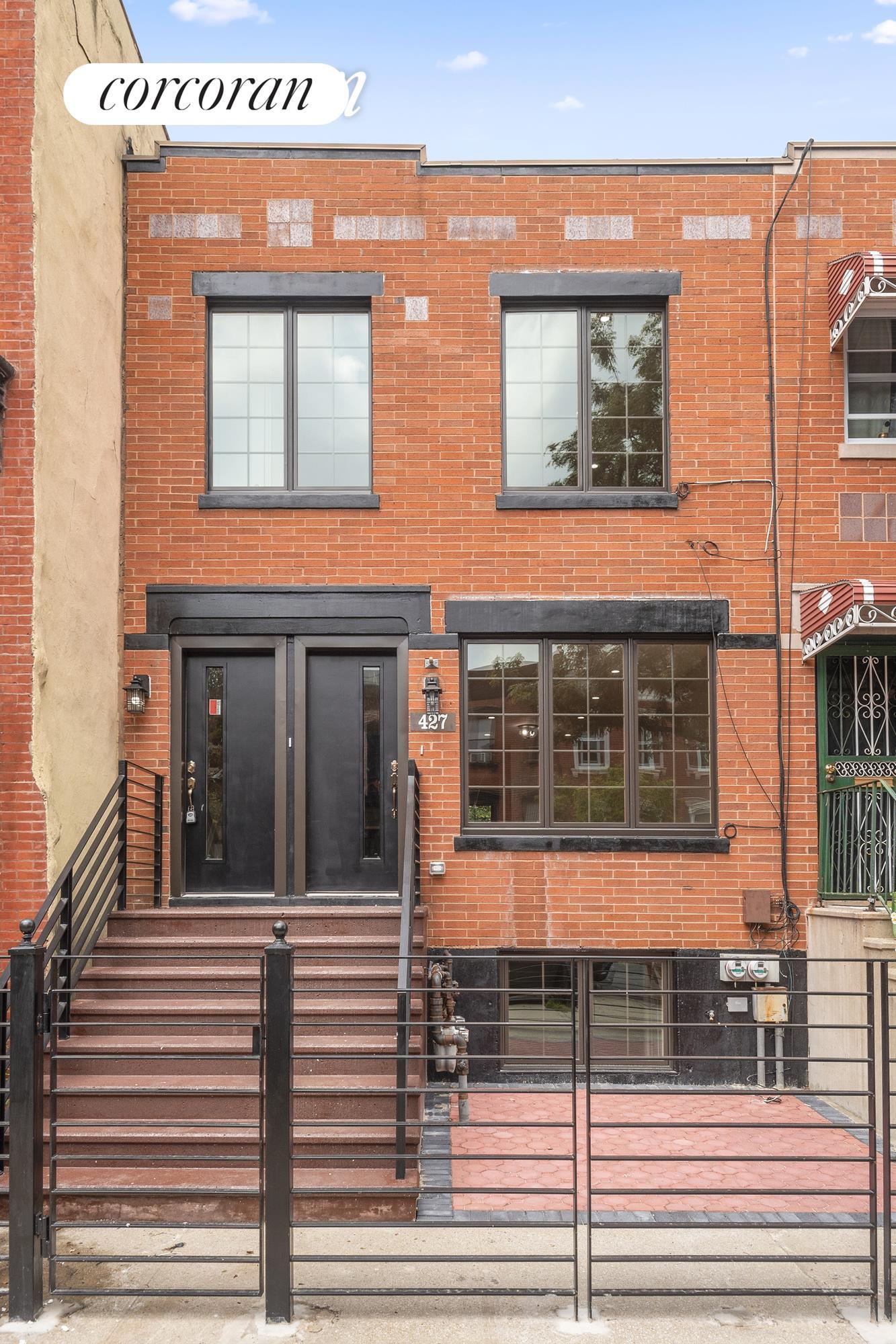 427 Pulaski Street Bedford Stuyvesant Brooklyn NY 11221