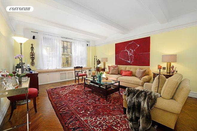 33 Riverside Drive, 3F, Living Room