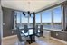 80 Riverside Blvd, 36B, Corner Dining Room with South and West views