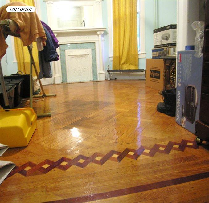 Parlor Floor back bedroom floor