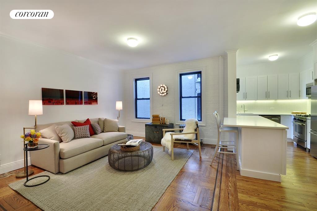 24-75 38th Street, D10, Living Room