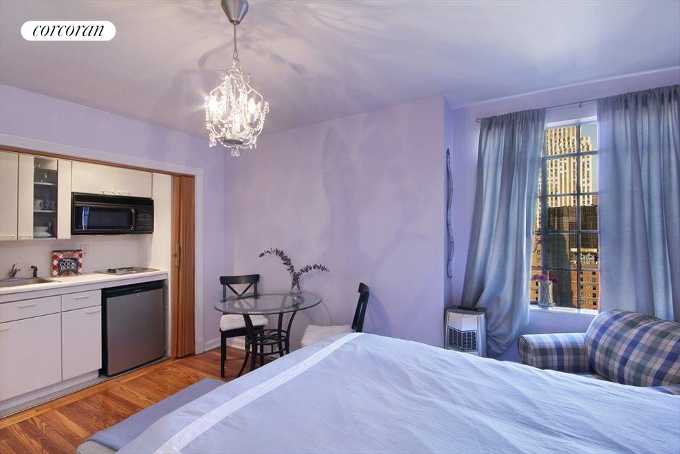 Immaculate Studio with Renovated Kitchen