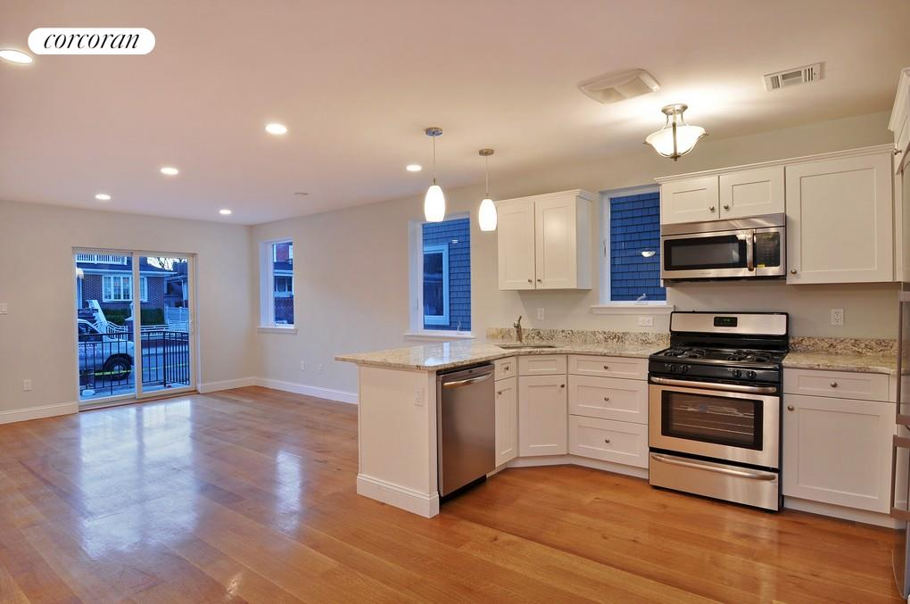 124-11 Rockaway Beach Blvd, 1C, Kitchen