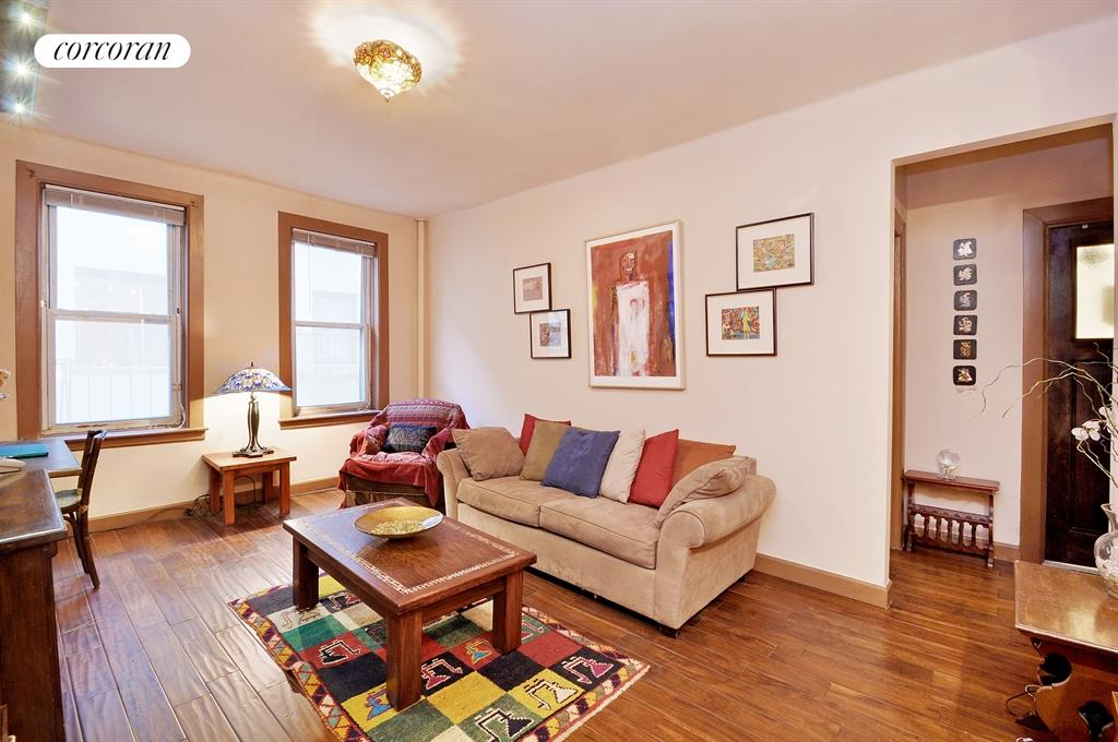 720 West 173rd Street, 39, Living Room