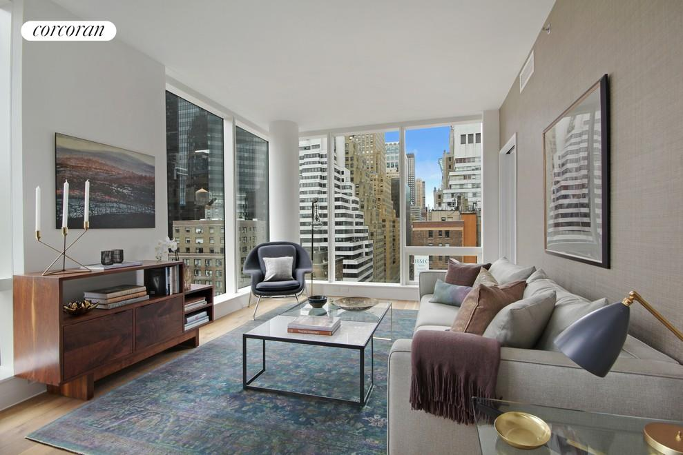 Corcoran 325 lexington avenue apt 7d midtown east real for Room decor 7d