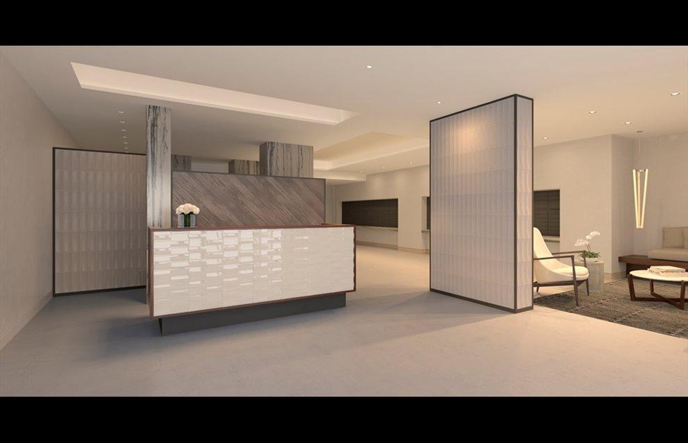 New Contemporary Lobby