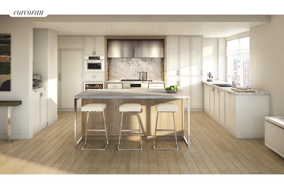 CetraRuddy-designed Kitchen Fabricated in Italy