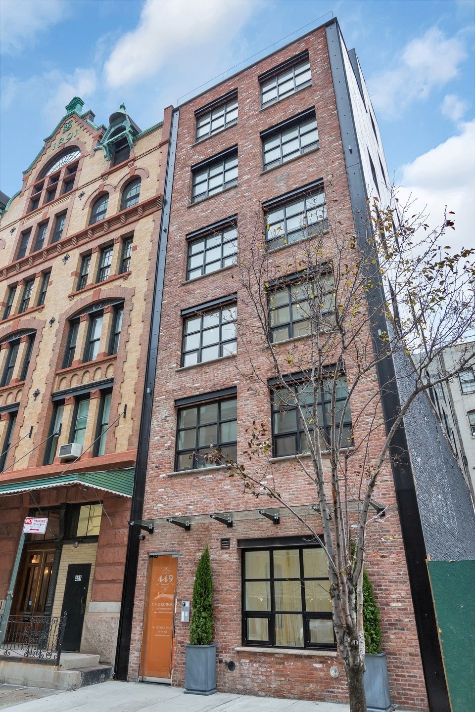 Corcoran 449 washington st apt 1 tribeca real estate for Tribeca property for sale